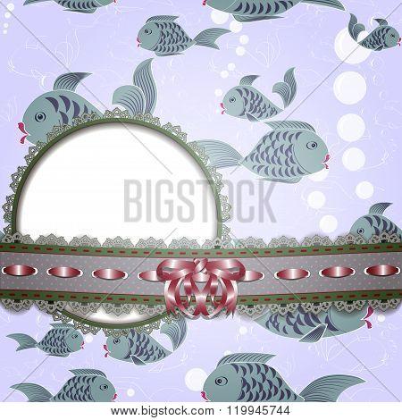 Lace Fish