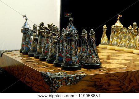 Exclusive Spanish chess