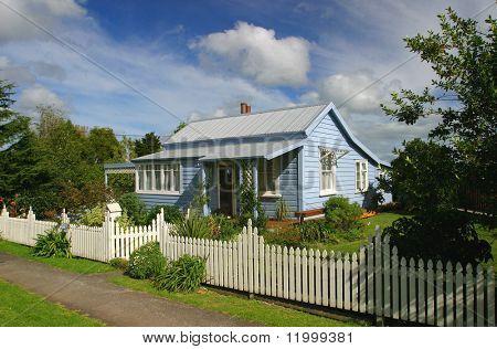 Dwelling, New Zealand