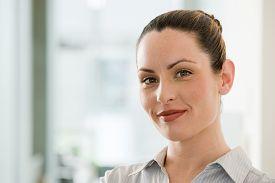 Headshot of a businesswoman