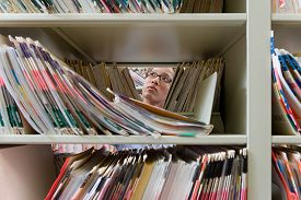 Administrator in archives