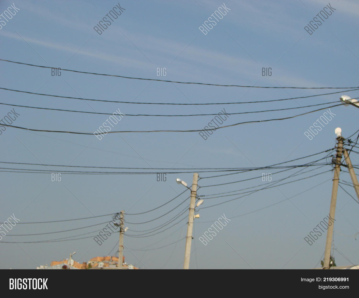 Big Electric Wires - WIRE Center •