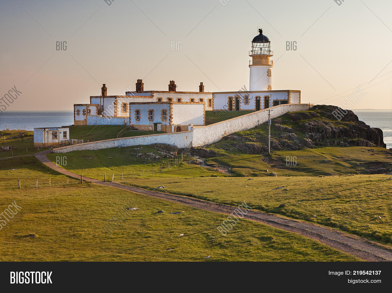 Look Lighthouse On Image & Photo (Free Trial) | Bigstock