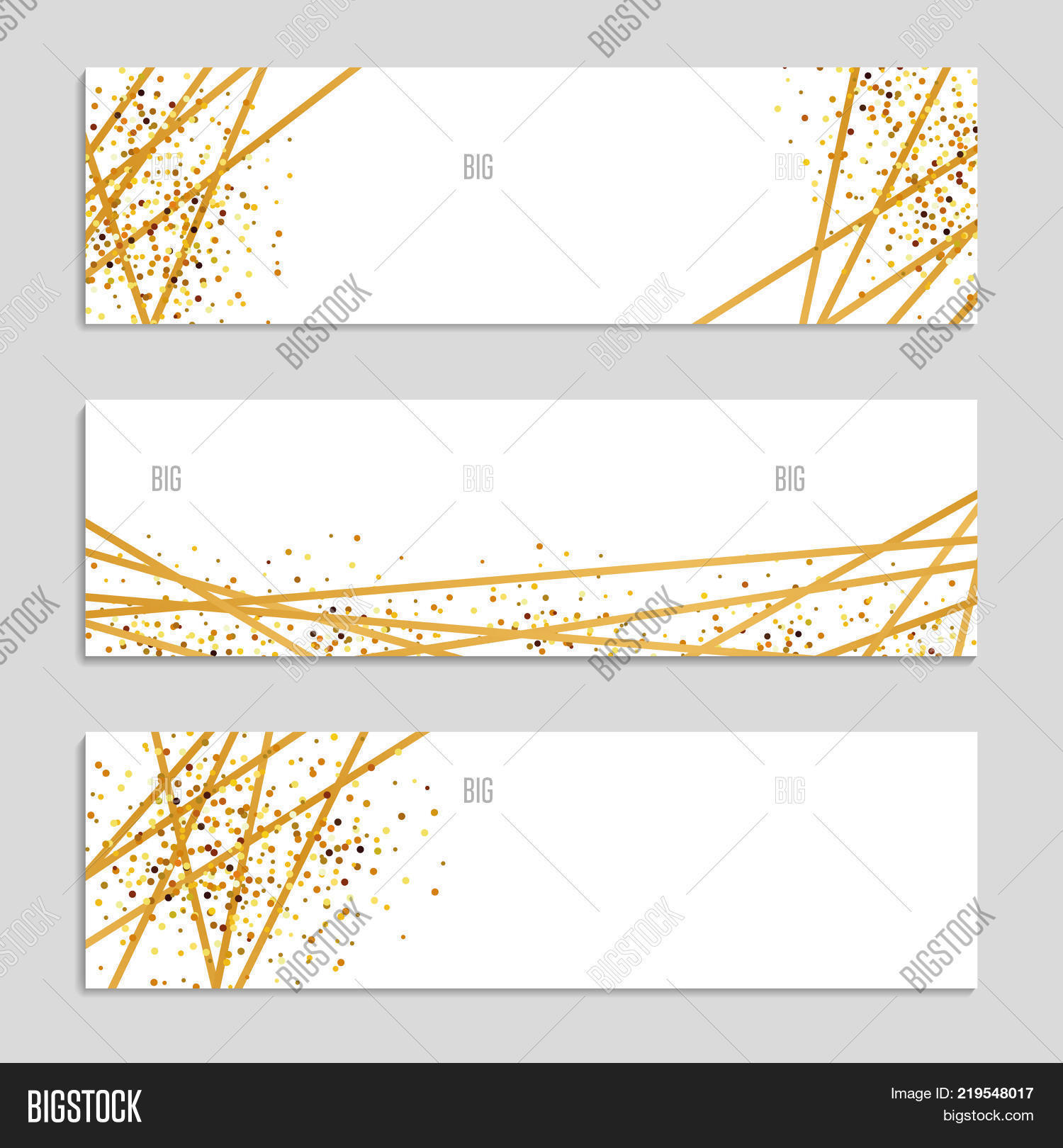 gold sparkles banner background streamer background golden ribbon sparkling glitter christmas holidays background