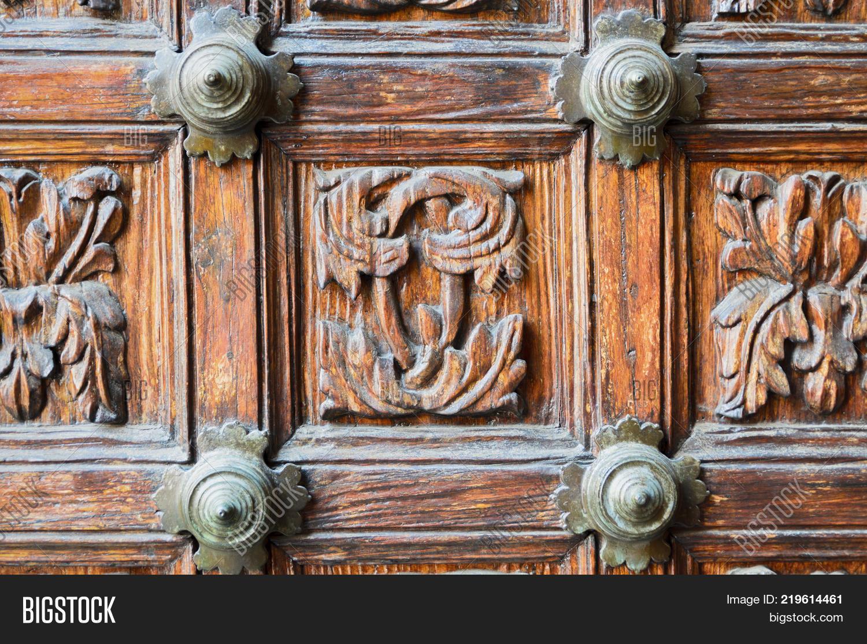 Antic Door Background & Antic Door Background Image u0026 Photo | Bigstock