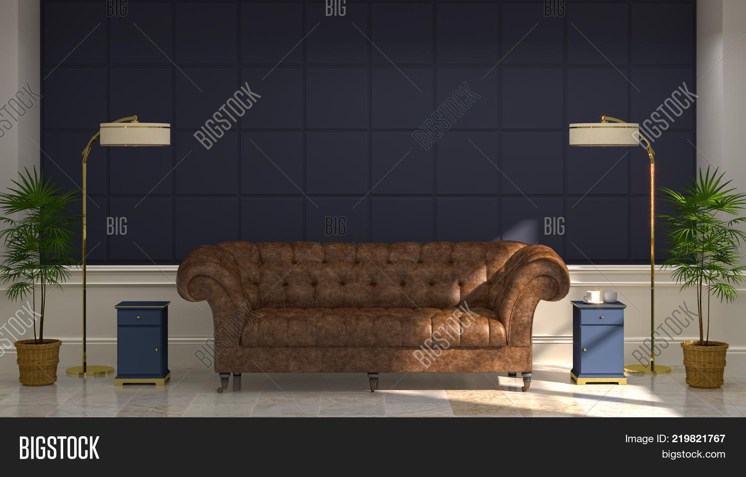 Picture of: Luxury Modern Living Image Photo Free Trial Bigstock