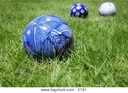 Ball And Garden