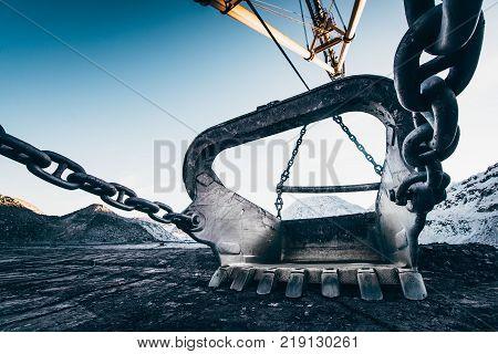 coal mining open pit equipment mine mineral