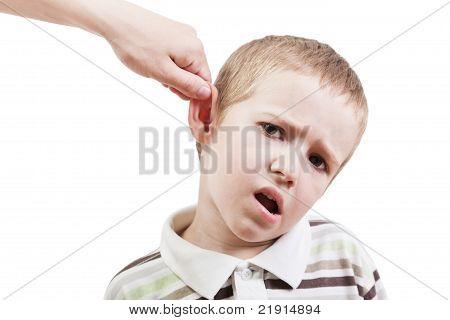 Castigo de niño