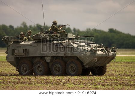 Canadian Forces LAV
