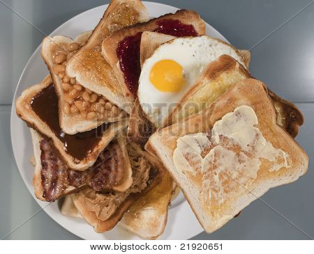 Top 10 Toast Stack