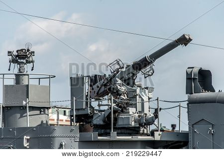 Anti-aircraft combat systems of military ship - Weapons of Frigate naval forces Air defense