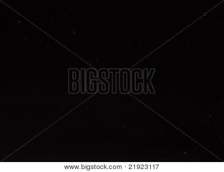 Constellation Ursa Major At Night