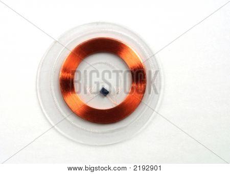 Close Up Rfid Tags