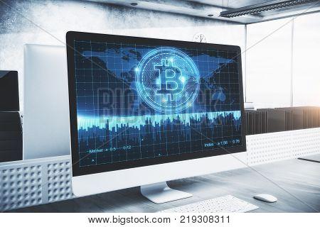 Creative Bitcoin Wallpaper