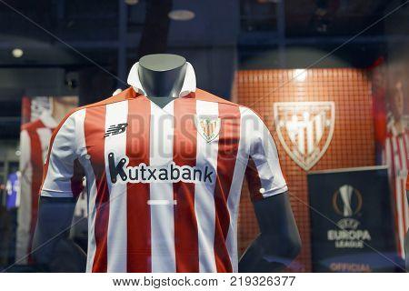 Athletic Club Soccer Team Shirt.