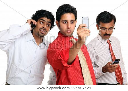 Indian young business peoples