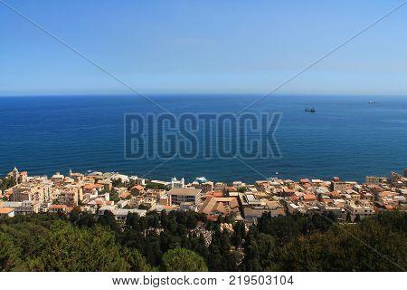 Bologhine in Algiers, Capital city of Algeria