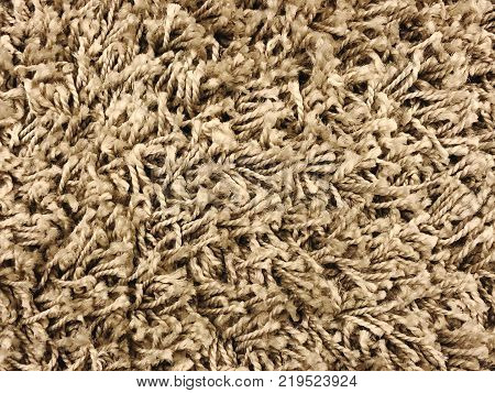 Background of carpet textile in close up. Carpet background.