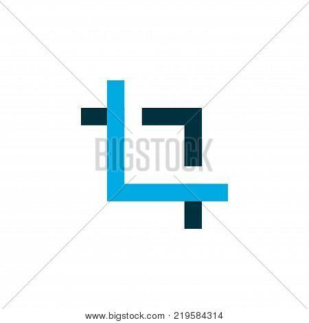 Capture icon colored symbol. Premium quality isolated center focus element in trendy style.