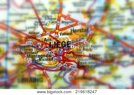 Liège is a major Walloon city and municipality and the capital of the Belgian province of Liège (Europe),
