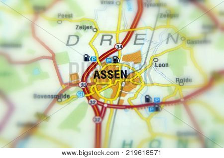 Assen is a city in the northeastern Netherlands, and is the capital of the province of Drenthe (Europe).