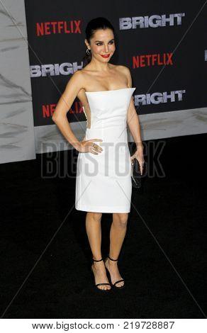 Martha Higareda attends the Netflix