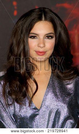 Isabella Gomez attends the Netflix