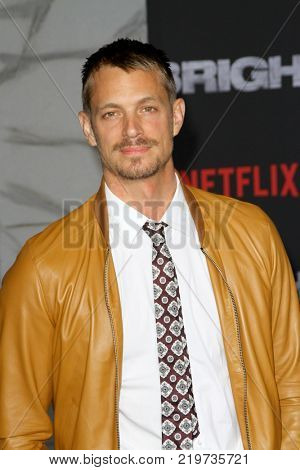 Joel Kinnaman attends the Netflix