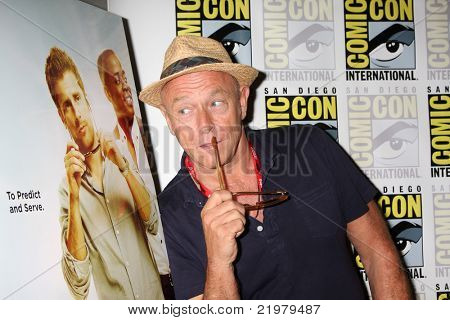 SAN DIEGO - JUL 21:  Corbin Bernsen at the 2011 Comic-Con Convention at San Diego Convetion Center on July 21, 2010 in San DIego, CA.