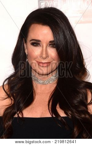 LOS ANGELES - DEC 15:  Kyle Richards at the