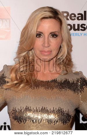 LOS ANGELES - DEC 15:  Camille Grammer at the
