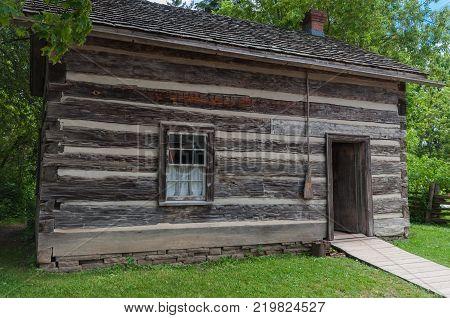 Black Creek Pioneer Village Building