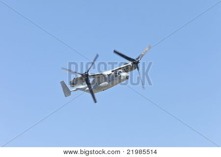 v22 osprey, military logos have been removed