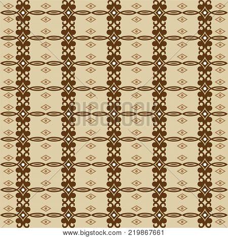Ethnic pattern. Geometric pattern. Ethnic background pattern, Ethnic wallpaper pattern, Ethnic clothing pattern,Geometric Ethnic pattern design for background or wallpaper. Vector illustration EPS.8 EPS.10