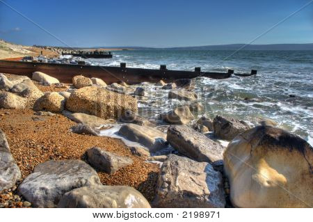 Coastal Sea Defence