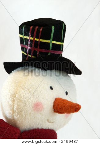 Very Happy Snowman