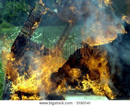 Bonfire Of Rubbish