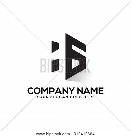 Hg Initial Logo Inspiration,  H And  G Creative Logo Vector,negative Space Logo Design