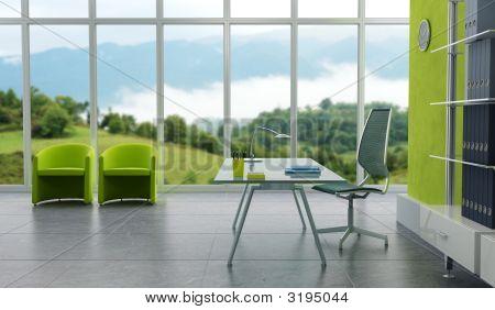 moderne Büro interior