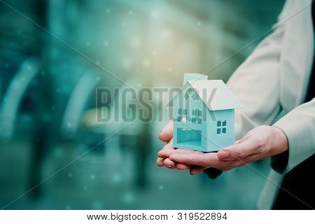 Closeup At Home That Women Are Dreaming Of Having House At  Very Affordable Price Home Buying Renova