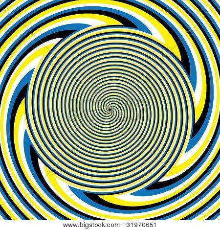 Spellbinder    (motion illusion)