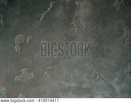 Coarse Texture Of Porous Cement Close Up