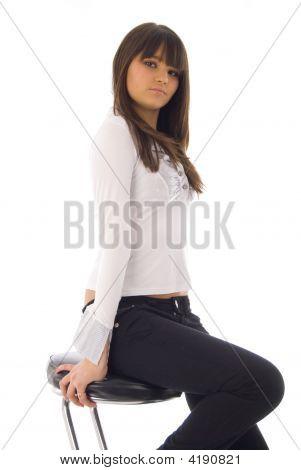 Fashion Office Girl