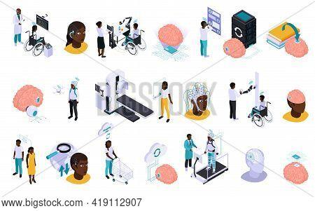 Brain Pathologies Neural Implants Treatment Diagnose Procedure Rehabilitation Cloud Interface Contro