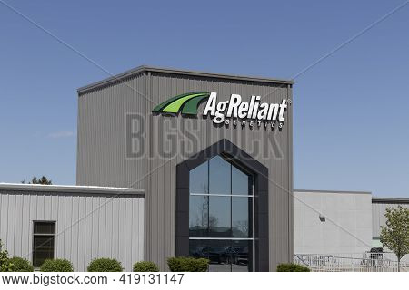 Westfield - Circa May 2021: Agreliant Genetics Corporate Headquarters. Agreliant Genetics Has Labs T