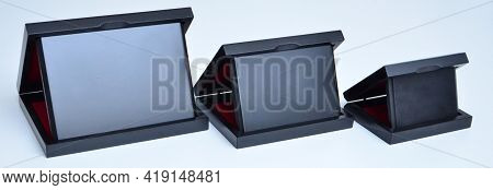 Plaque Isolated On A Background. Mockup Plaque