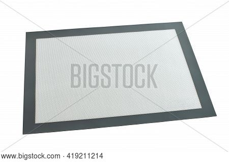 Multipurpose Fiberglass Silicone Baking Mat, Cut Out