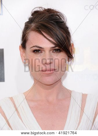 LOS ANGELES - JAN 10:  Clea DuVall arrives to the