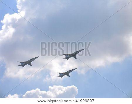 Jet Bombers Tu-22